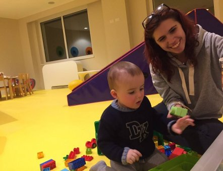Livigno Familien & Kinder AQUAGRANDA - BABY CARE