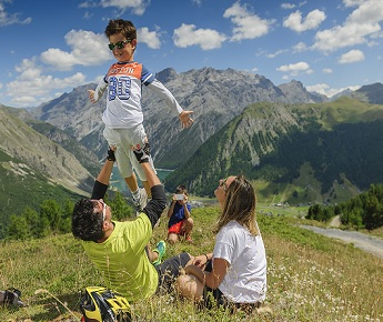 Livigno Familien & Kinder CAROSELLO - HIN- UND RÜCKFAHRT