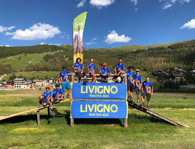 Livigno Familien & Kinder BIKE SKILL CENTER