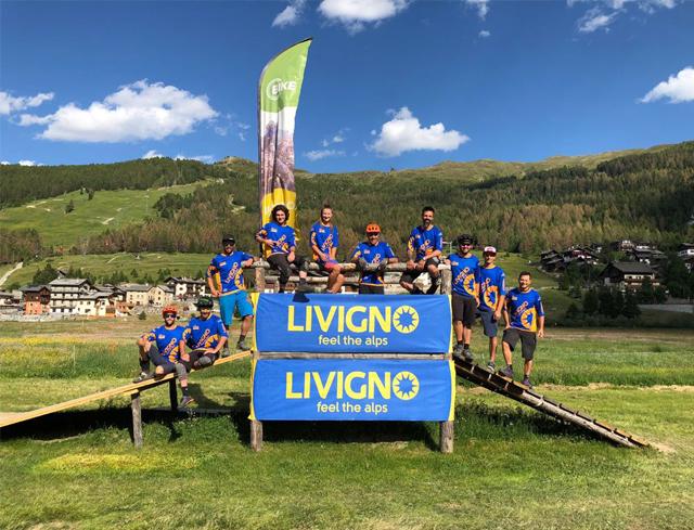 Livigno In Familie BIKE SKILL CENTER