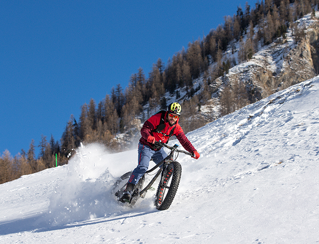 Livigno Familien & Kinder FAT BIKE ENDURO TOUR