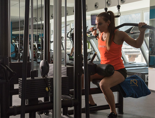 Livigno In Familie FITNESS&POOL