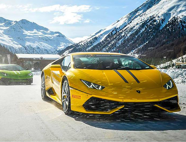 LAMBORGHINI WINTER A.