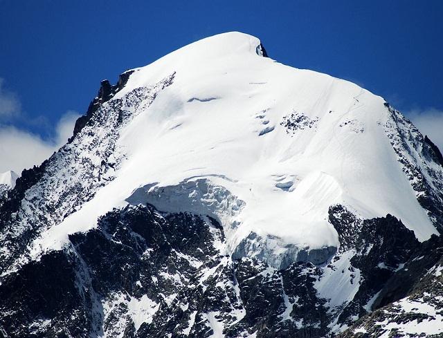 Livigno Familien & Kinder WANDERTOUR PIZ MORTERATSCH (3751 m) / PIZ TSCHIERVA (3546 m)
