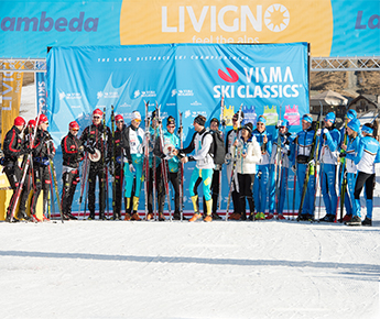 Livigno Livigno in winter LA SGAMBEDA - DIE ERGEBNISSE DES PROLOGUE PROTEAM TEMPO