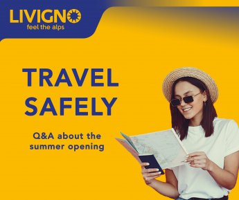 Livigno News TRAVEL SAFELY TO LIVIGNO
