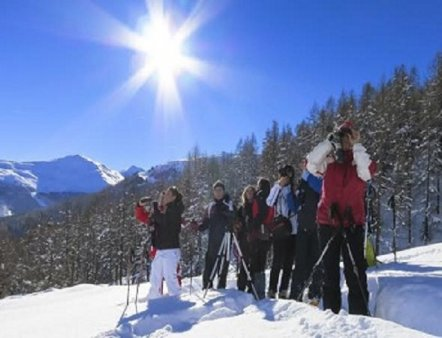 Livigno Family&Kids SNOWSHOEING – WILDELIFE EXURSION IN STELVIO NATIONAL PARK