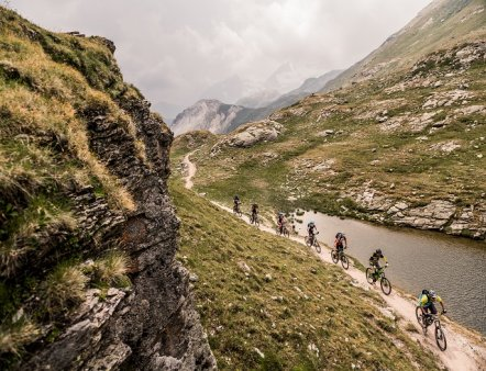 Livigno Family&Kids GUIDED EXCURSIONS WITH MTB GUIDES