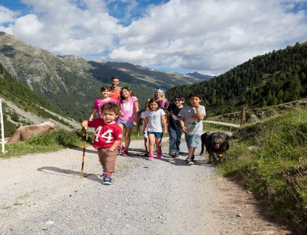 Livigno Family&Kids EASY WALK FOR EVERYONE
