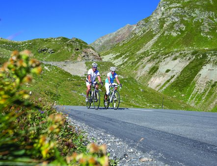 Livigno Family&Kids ROAD BIKE TOUR OF THE ENGADIN