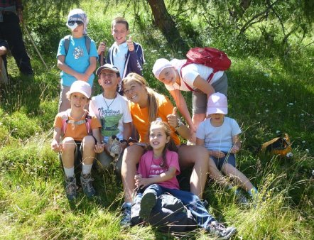Livigno Family&Kids ART WORKSHOP – THE MESSAGES OF THE WOODS