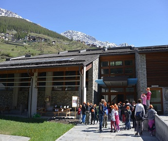 "Livigno Family&Kids VISITORS CENTRE AT ""THE PARK HOUSE"""
