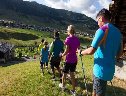 Livigno Family&Kids NORDIC-WALKING
