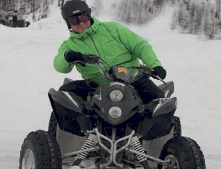 Livigno Family&Kids QUAD ON SNOW – REG RENT