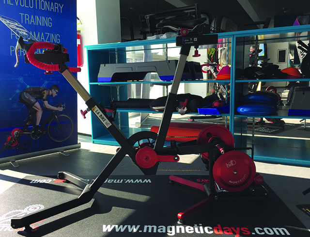 Livigno Family&Kids NEW - TEST ON OUR NEW MAGNETIC DAYS BIKE