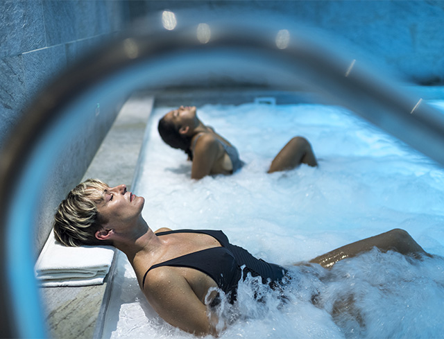 Livigno Family&Kids AQUAGRANDA - WELLNESS&RELAX MIDNIGHT