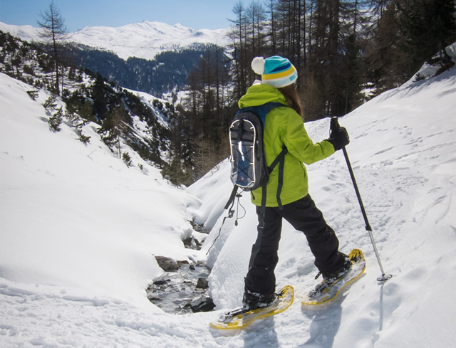 Livigno Family&Kids SNOWSHOES - ON REQUEST