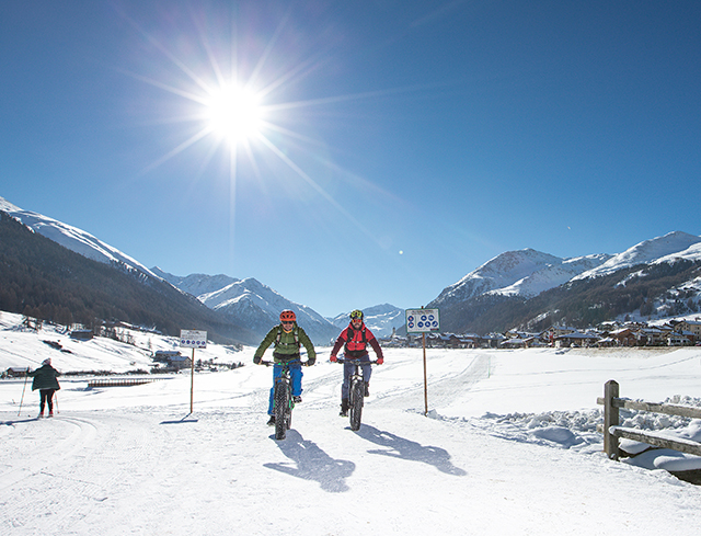 Livigno In Family FAT BIKE