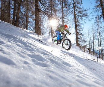 Livigno Family&Kids FAT BIKE ENDURO TOUR