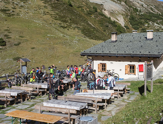 Livigno In Family DISCOVERING ALPE MINE