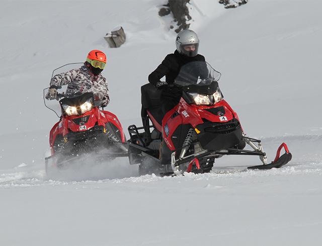 Livigno In Family SNOWMOBILES AL LAC