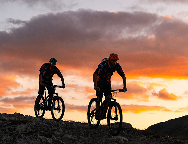 Livigno Family&Kids GUIDED MTB EXCURSIONS