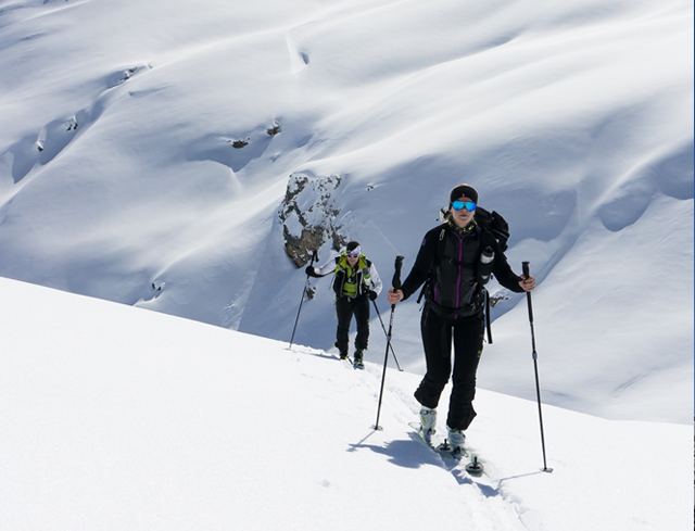 Livigno Family&Kids SKI TOURING - PRIVATE GUIDE