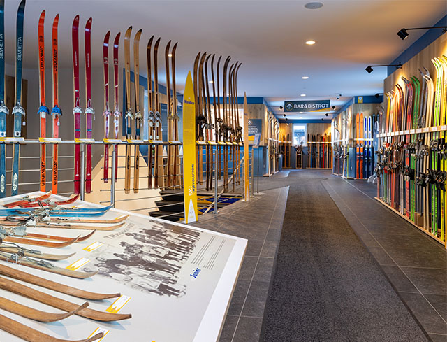 Livigno In Family NEW - VISITS TO THE SKI(R)EVOLUTION EXHIBITION