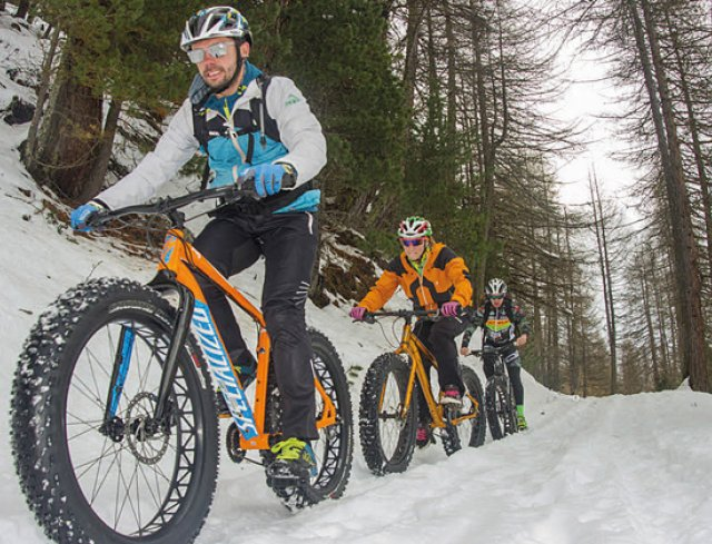 Livigno Family&Kids FAT-BIKE NIGHT RIDE – GUIDE MTB