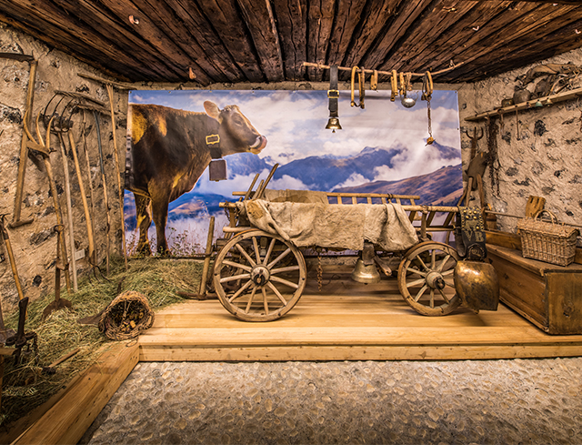 Livigno Family&Kids MUS - ORIGINS AND TRADITIONS BETWEEN PAST, PRESENT AND FUTURE