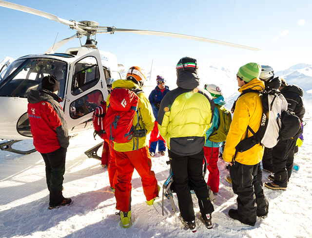 Livigno Family&Kids PANORAMIC FLIGHT IN HELICOPTER