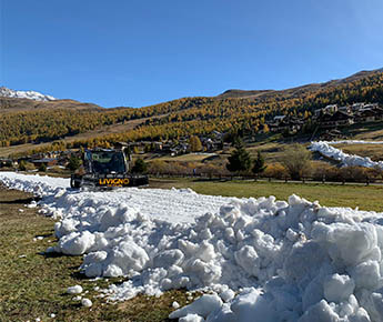 Livigno News 19TH OCTOBER AND LIVIGNO IS ALREADY STARTING TO SKI AND...