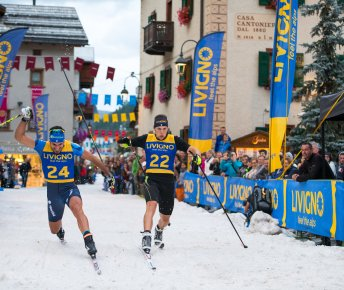 Livigno News PELLEGRINO THE STAR OF LIVIGNO, LAURENT TOO. AN EXCITING...