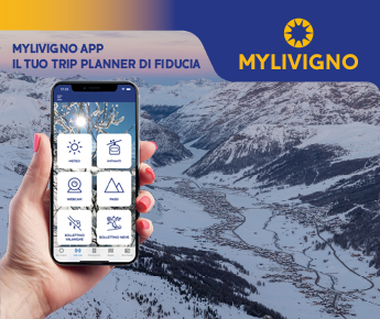 Livigno News MY LIVIGNO: THE NEW APP TO MAKE THE MOST OF YOUR HOLIDAY...