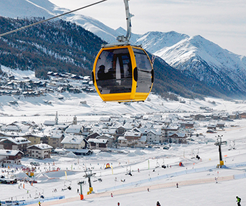 Livigno News LIVIGNO OPENS THE SKI SEASON