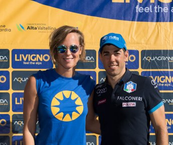 Livigno News LIVIGNO OPENS CROSS-COUNTRY TRAIL WITH FEDERICA...