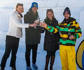 Livigno News IN LIVIGNO CHAMPIONS FOR THE NEW YEARS EVE
