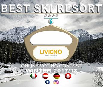 Livigno News LIVIGNO ON THE PODIUM AS BEST SKI RESORT 2017/18