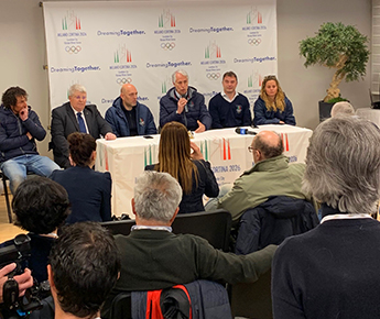Livigno News THE INTERNATIONAL OLYMPIC COMMISSION CAME TO LIVIGNO ON...