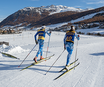 Livigno News LIVIGNO, THE OPEN AIR GYM. CROSS-COUNTRY SKIING RING TO...