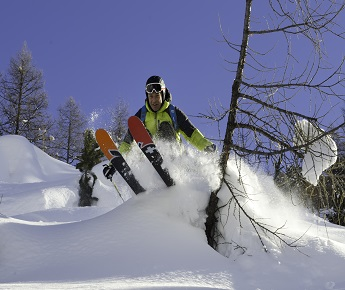 Livigno News FREERIDE IN LIVIGNO: A WORLD OF ACTIVITIES AND INSTRUMENTS
