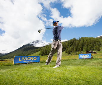 Livigno News LITTLE TIBET INAUGURATES THE GOLF EVENT PAR EXCELLENCE IN...