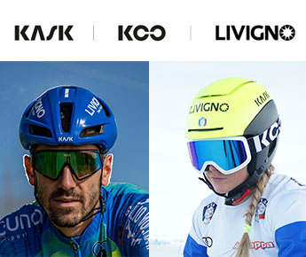 Livigno News KASK & LIVIGNO: HIGH ALTITUDE PARTNERSHIP
