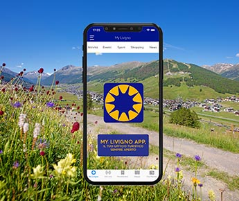 """Livigno News HOLIDAYS WITHIN """"TAPPING"""" DISTANCE: NEW FEATURES OF THE..."""