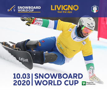 Livigno News LIVIGNO IS GETTING READY TO HOST THE FIS SNOWBOARD WORLD...