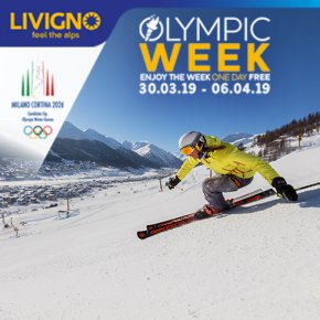 Livigno News LIVIGNO OLYMPIC WEEK: THE DREAM WEEK (WHICH BECOMES REALITY)