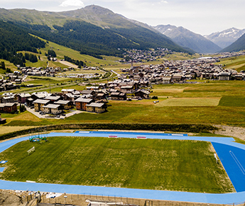 Livigno News ATHLETICS TRACK OPENING ON 29TH JULY. ALTITUDE TRAINING...