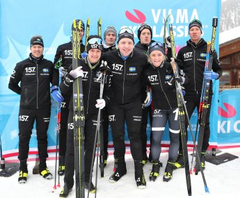 Livigno News VISMA SKI CLASSICS SEASON KICKED OFF IN LIVIGNO LAGER 157...