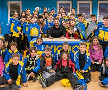 Livigno News PICCOLO TIBET, GRANDI CAMPIONI: LA LIVIGNO INNEVATA...