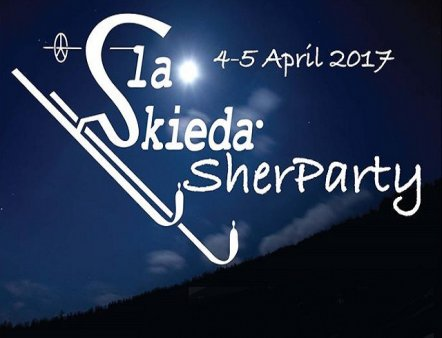 SHERPA PARTY, LA SKIEDA 2017